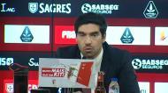 «O nº10 do Benfica ajuda um bocadinho»