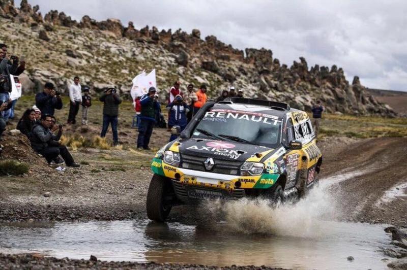 Nona etapa do Dakar anulada
