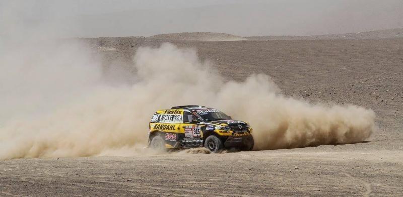 Dakar pode ter terminado mais cedo para Carlos Sousa