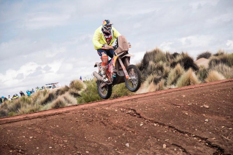 Antoine Meo leva a melhor na oitava etapa do Dakar