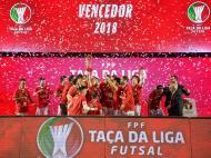 Futsal: Benfica vence Sporting (Lusa)