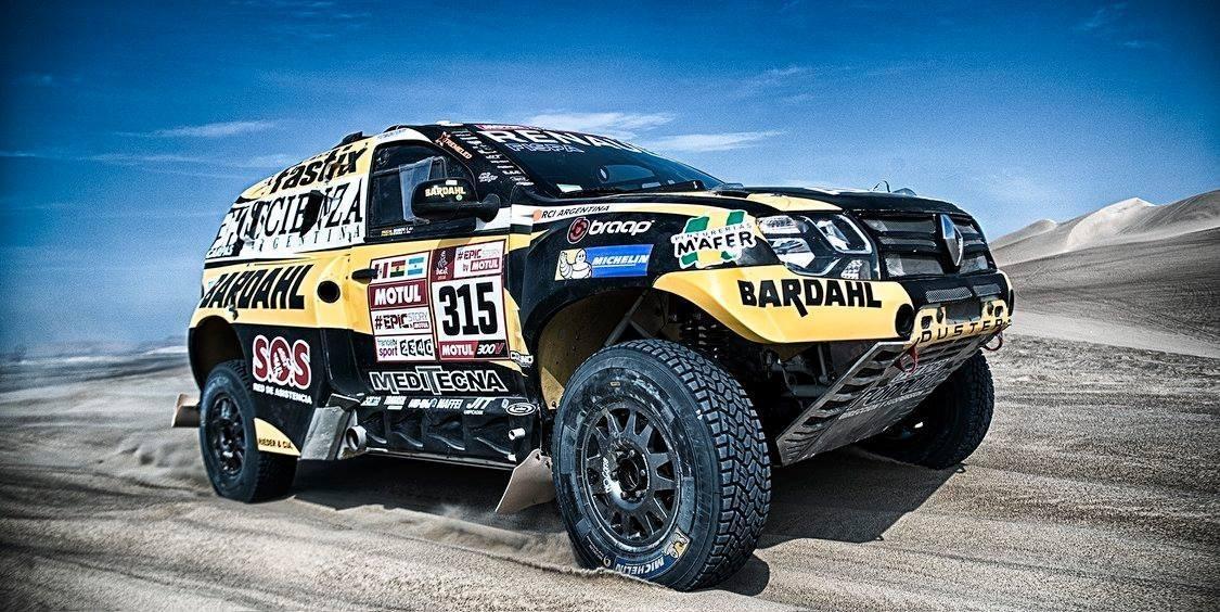 Carlos Sousa desiste do Dakar