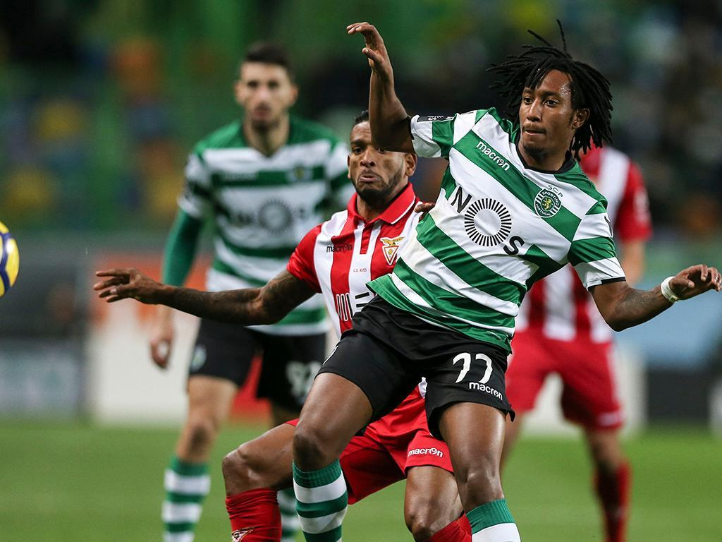 Sporting-Aves (Lusa)