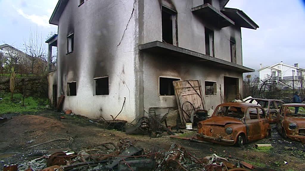Fogos de outubro: reconstrução ainda mal passou dos planos de emergência