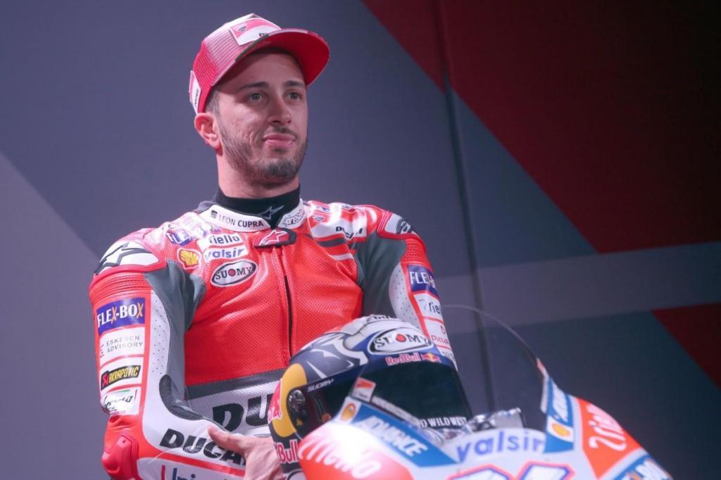 Ducati apresenta a Desmosedici GP 2018 (Lusa)