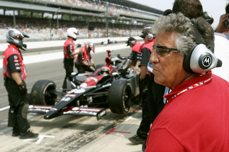 Mario Andretti (Reuters)