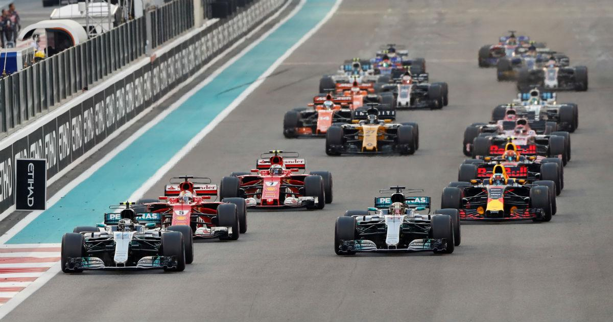 GP F1 Abu Dhabi 2017  (Reuters)