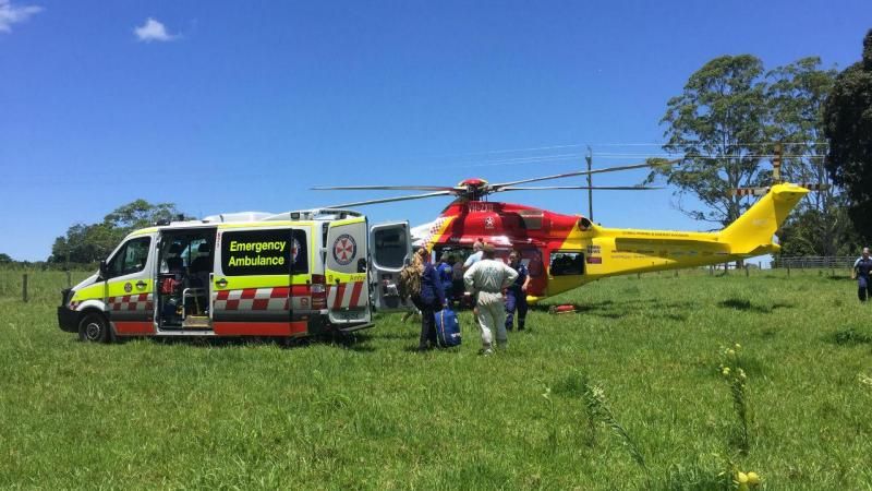 NSW Ambulance, Austrália