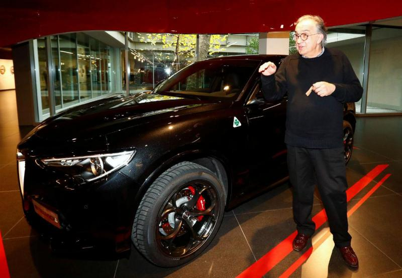Sergio Marchionne (Reuters)
