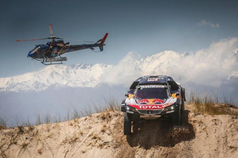 Mr. Dakar subiu ao segundo lugar da geral
