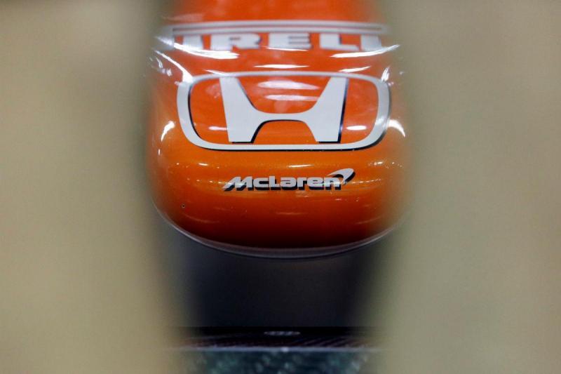 McLaren-Honda F1 2017 (Reuters)