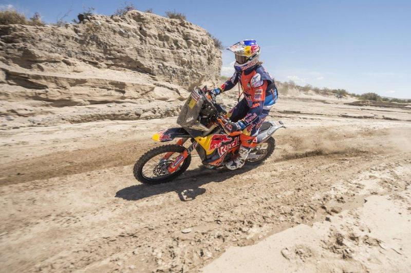 Toby Price conquista 11.ª etapa do Dakar