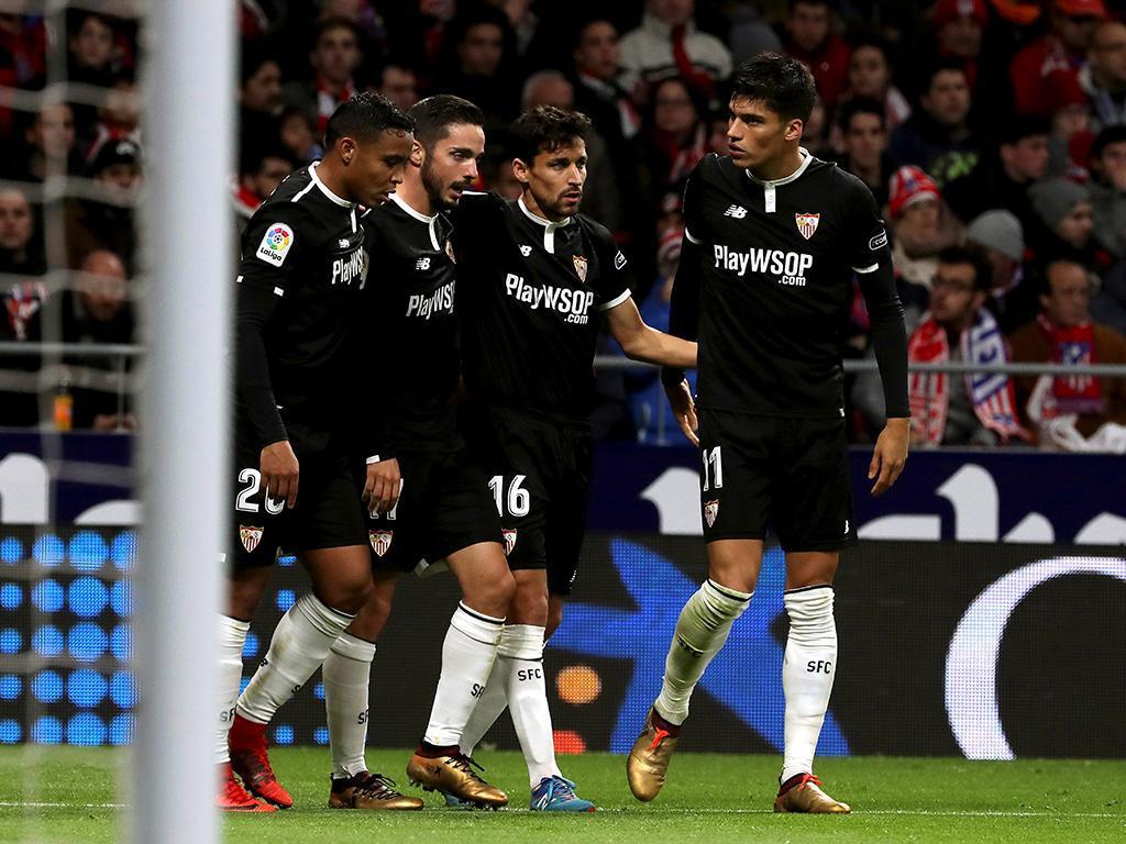 Atlético Madrid-Sevilha (Lusa)