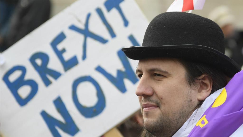 Brexit - apoiante