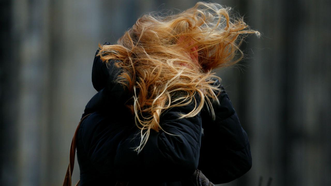 Ventos fortes