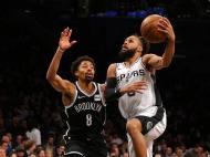 Brooklyn Nets-San Antonio Spurs (REuters)