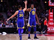 Chicago Bulls-Golden State Warriors (Reuters)