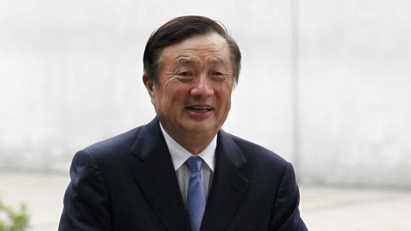 Ren Zhengfei, fundador e diretor da Huawei