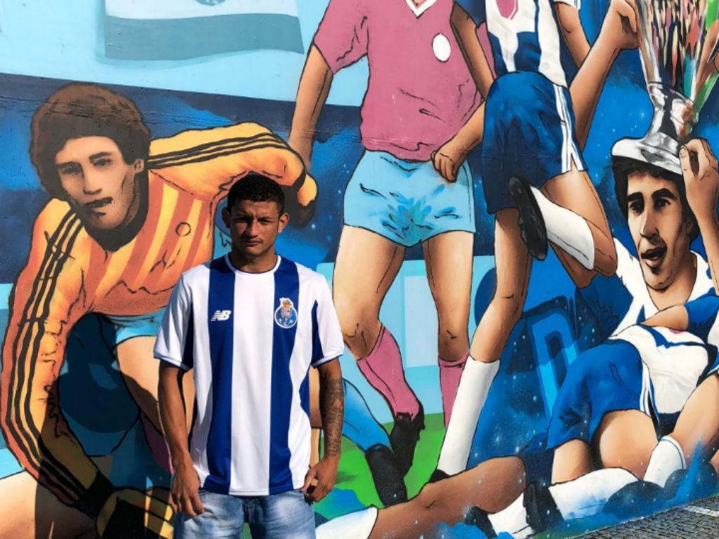 Danúbio - FC Porto B (Foto: FC Porto)