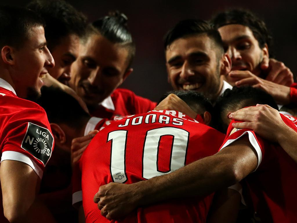 Benfica-Chaves (Lusa)