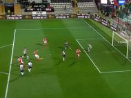 Portimonense-Sp. Braga: golo de Wilson Eduardo