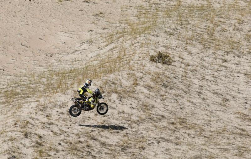 Dakar 2018 (Reuters)