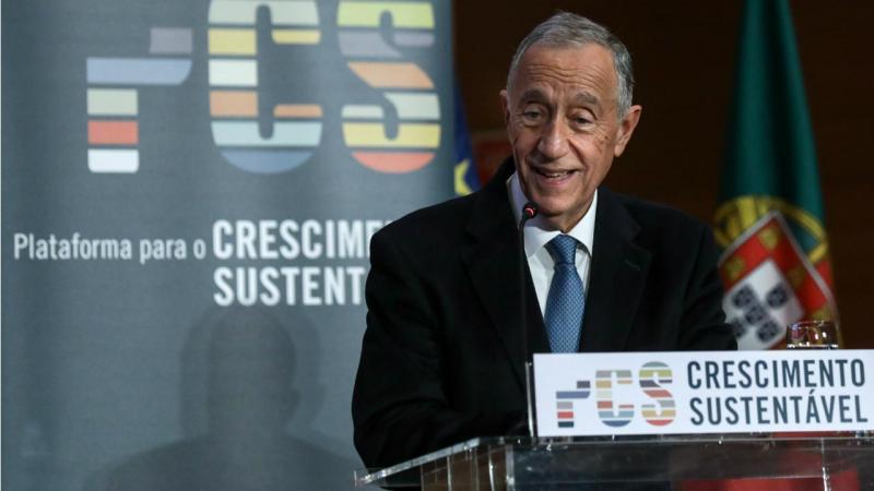 Marcelo Rebelo de Sousa - Congresso da Plataforma para o Crescimento Sustentável