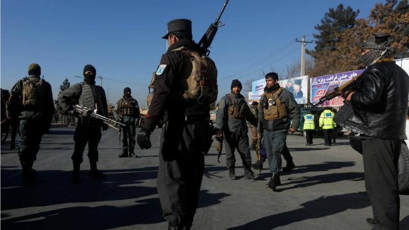 Cabul - Ataque a hotel