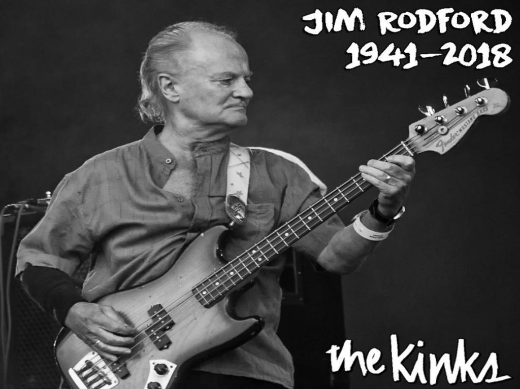 Jim Rodford (The Kinks)