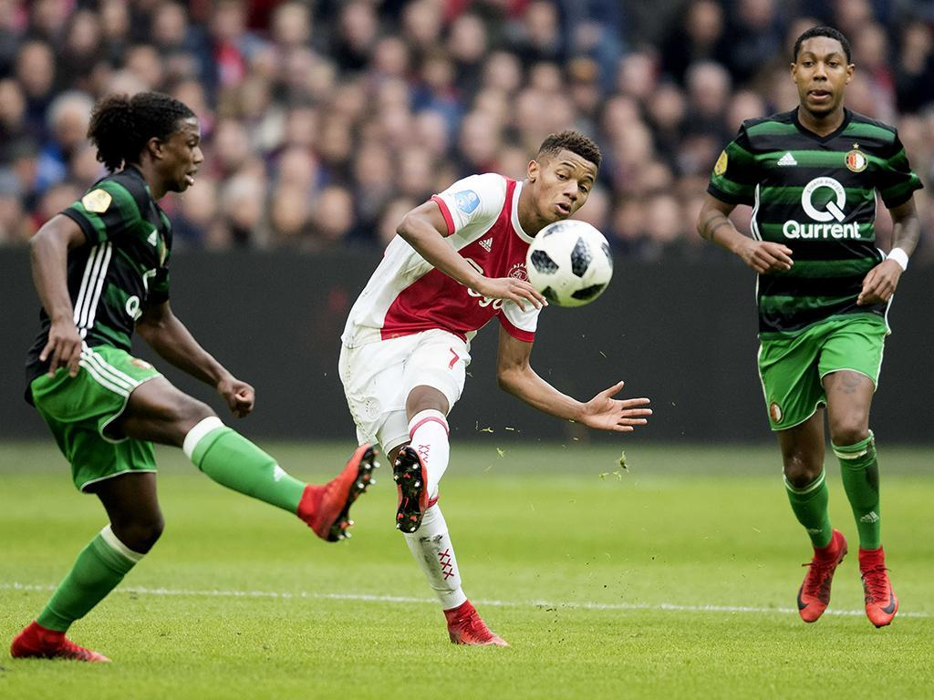 Ajax-Feyenoord (Lusa)