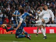 Real Madrid-Deportivo Corunha (Lusa)