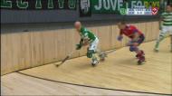 Hóquei: Sporting goleia Oliveirense por 9-1