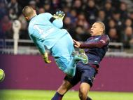 Lyon-PSG (Lusa)