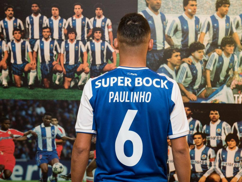 Paulinho (Foto: FC Porto)