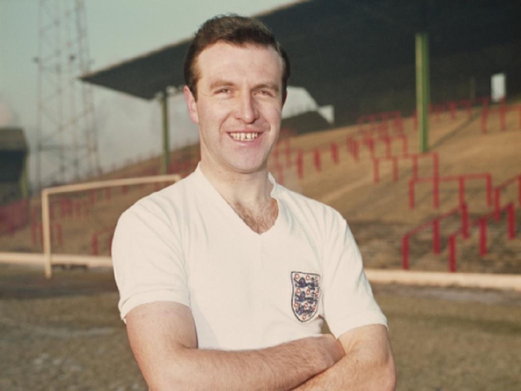 Jimmy Armfield (foto: FIFA)