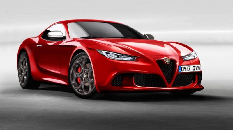 Pogea Racing garante Alfa Romeo 6C num futuro próximo