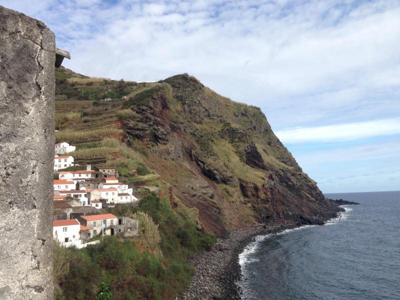 Ilha do Corvo, Açores
