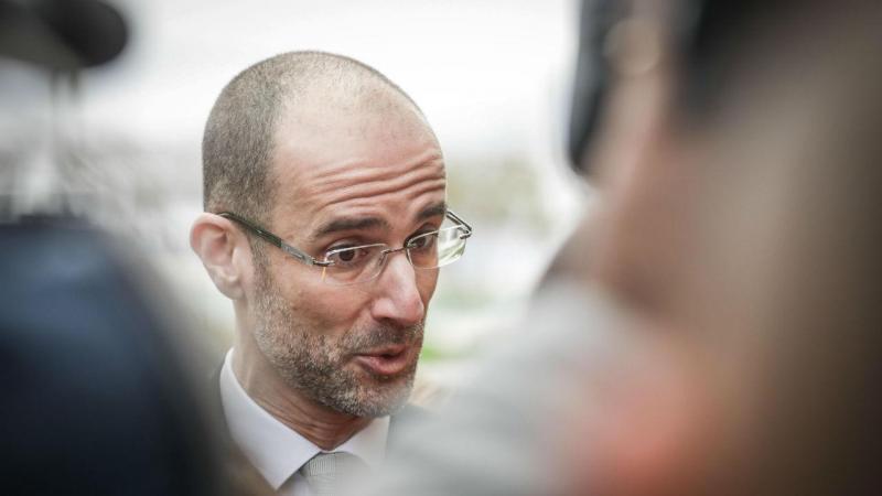 Rui Patrício, advogado de Manuel Vicente no processo Fizz