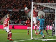 Bristol City-Manchester City (Reuters)