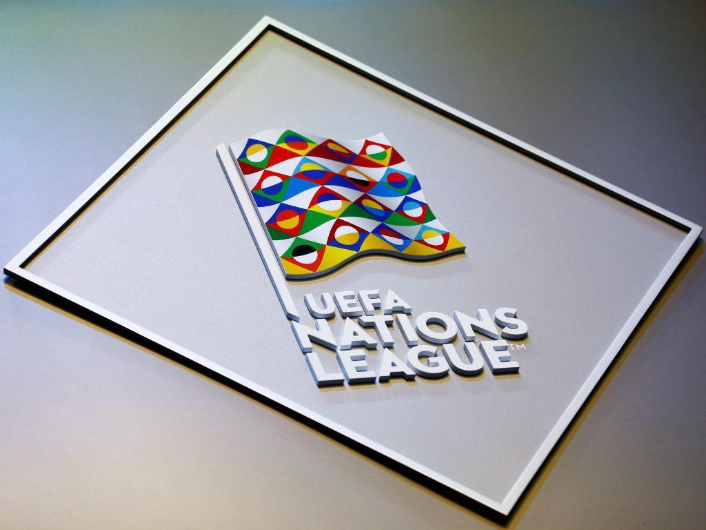 Sorteio da Liga das Nações