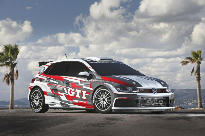 Volkswagen Polo GTI R5 já começou a ser distribuído