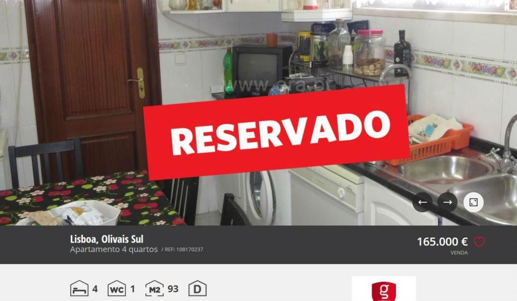 Casa à venda em Lisboa (Olivais)