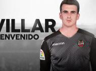 Iván Villar (Foto: Levante UD)