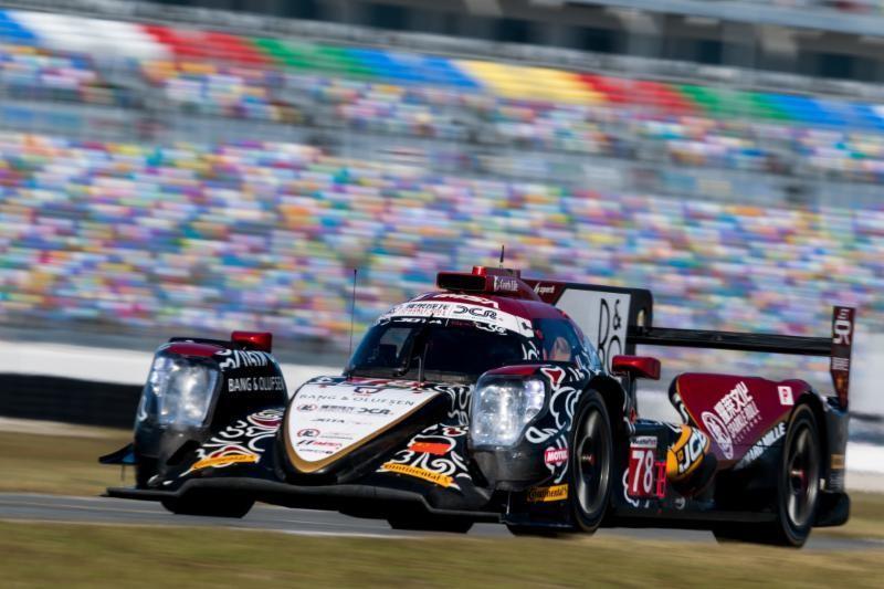 Félix da Costa estreia-se em Daytona ao volante de um Oreca LMP2
