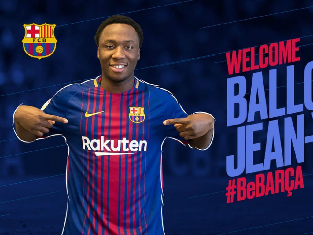 Ballou (Foto: FC Barcelona)