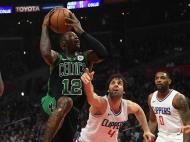 Los Angeles Clippers-Boston Celtics (Reuters)
