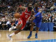 Dallas Mavericks-Houston Rockets (Reuters)