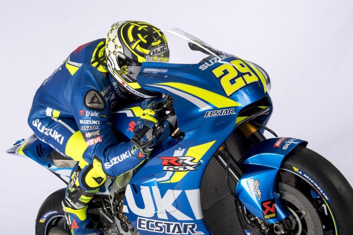 Andrea Iannone - Suzuki MotoGP 2018