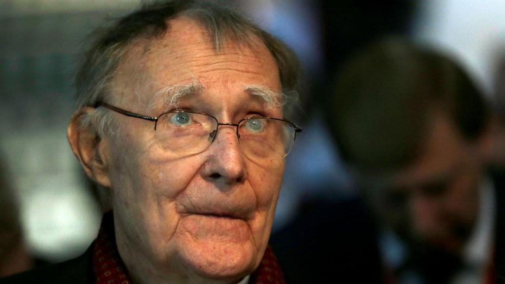 Feodor Ingvar Kamprad, fundador da Ikea