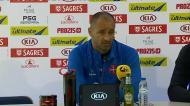 «Não acho que o Benfica seja menos forte sem o Krovinovic»